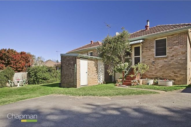 Picture of 3/26 Darley Street, KATOOMBA NSW 2780