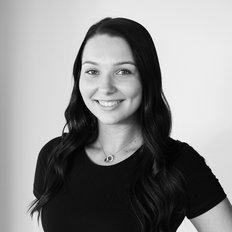 Caitlin Jones, Sales representative