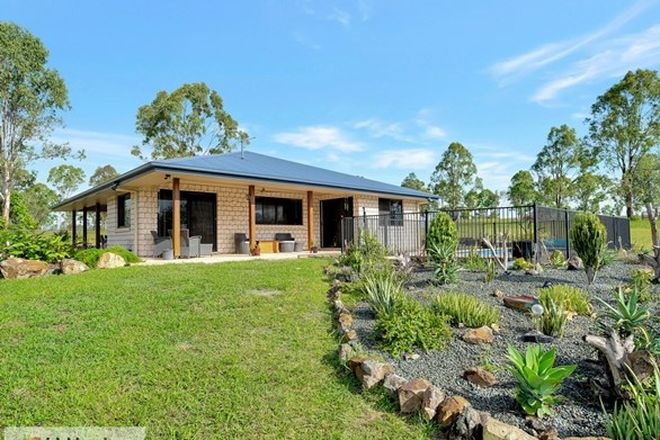 Picture of 1043 Old Esk Road, TAROMEO QLD 4306