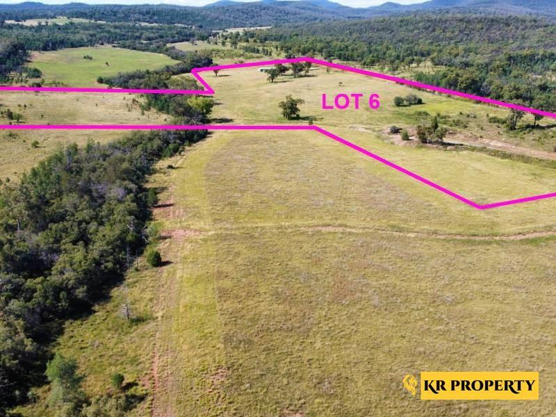 Lot 6/1529 Kaputar Road, Bullawa Creek NSW 2390, Image 1