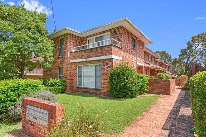 Picture of 3/8 Oatley Parade, OATLEY NSW 2223