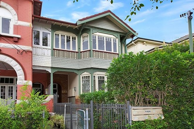 Picture of U//232D Glebe Point  Road, GLEBE NSW 2037