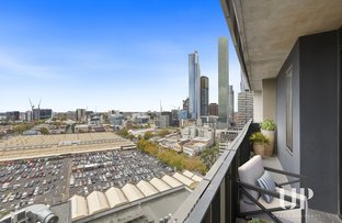 Picture of 1807/243 Franklin Street, Melbourne VIC 3000