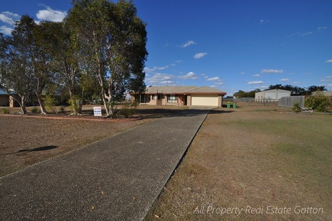 Picture of 9 Gillespies Road, PLACID HILLS QLD 4343