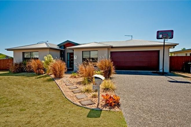 Picture of 1 Calista Court, PROSERPINE QLD 4800