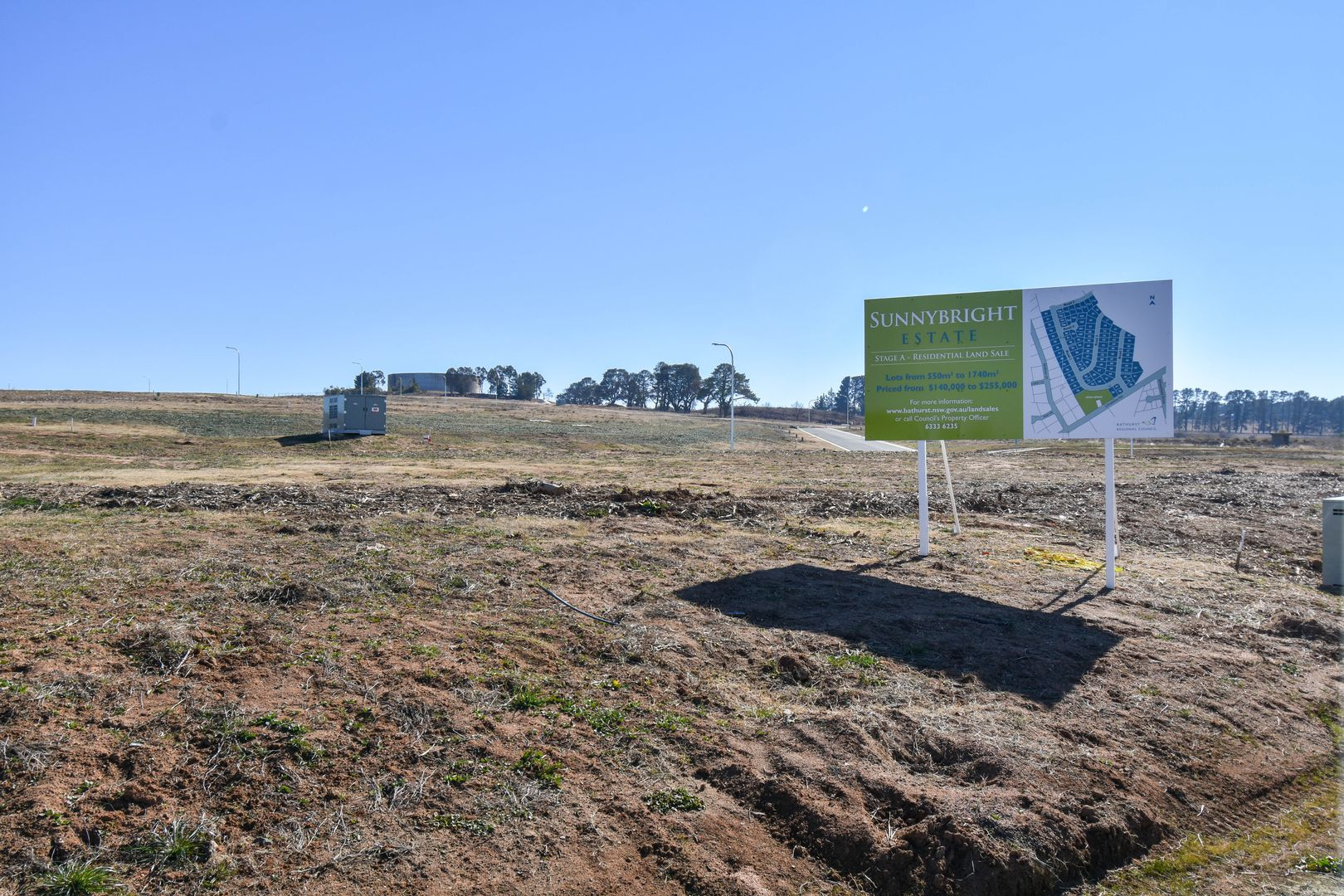 Lot 20 - 115 Sunnybright Estate Stage A, Kelso NSW 2795, Image 1