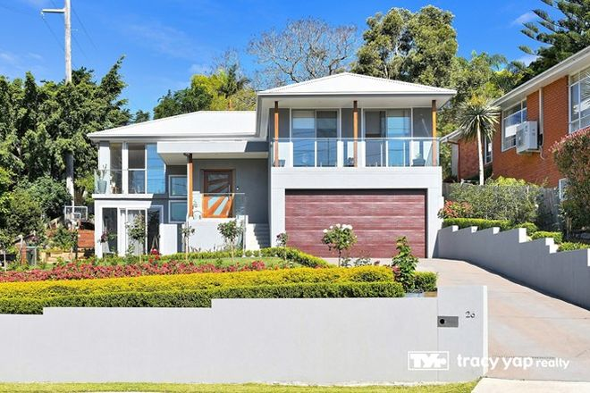 Picture of 26 Carson Street, DUNDAS VALLEY NSW 2117