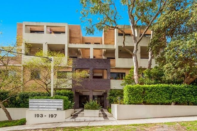 Picture of 21/193-197 Oberon Street, COOGEE NSW 2034