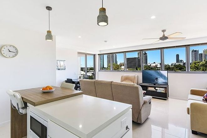 Picture of 505/26 Gray Street, SOUTHPORT QLD 4215