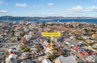 Picture of 205 Davey Street, South Hobart TAS 7004