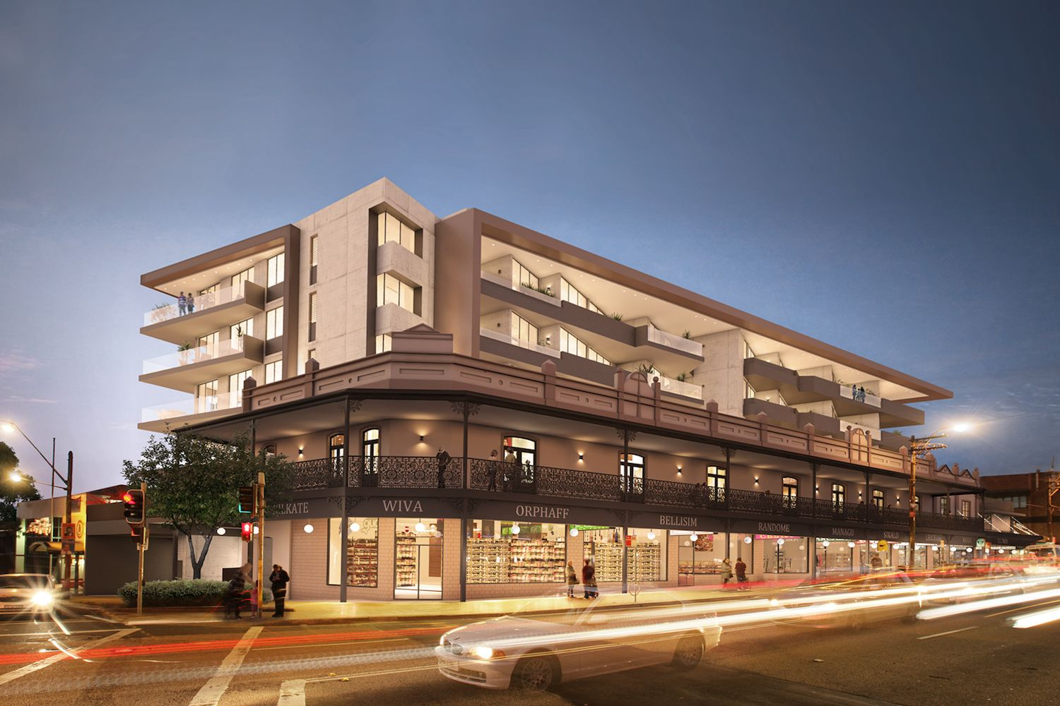 429-449 New Canterbury Road, Dulwich Hill NSW 2203, Image 2