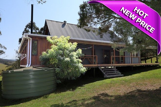 Picture of 129 Simes Road, GRADYS CREEK NSW 2474
