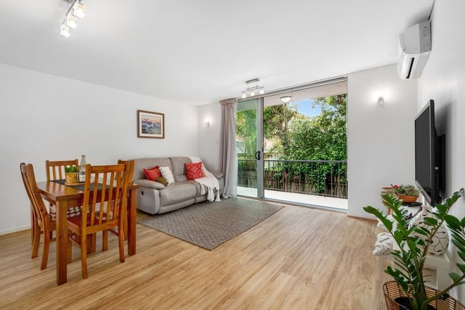 Picture of 3/21 Cadell Street, TOOWONG QLD 4066