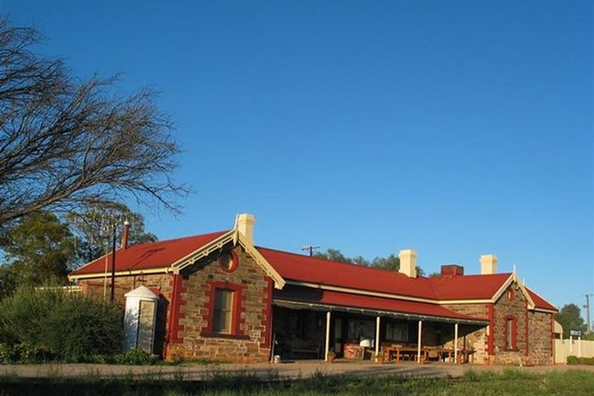 Picture of 1 Railway Terrace, BRUCE SA 5433