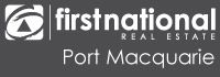 First National Port Macquarie logo
