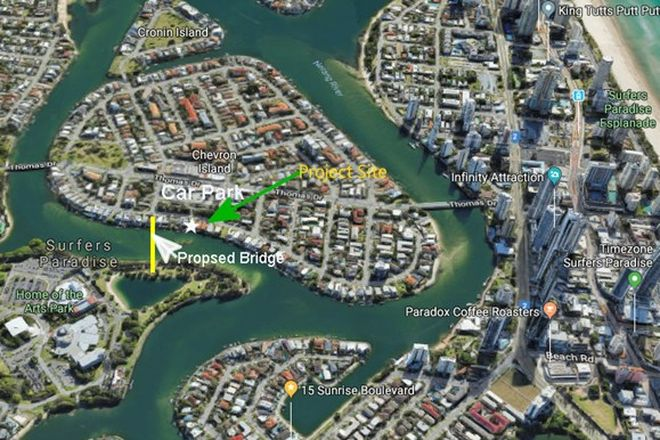 Picture of 235-237 Stanhill Drive, CHEVRON ISLAND QLD 4217
