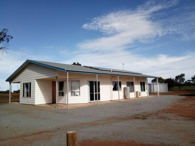 114 Burrawing Creek Road, Lipson SA 5607, Image 0