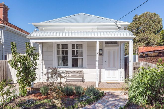 Picture of 67 Lynch Street, FOOTSCRAY VIC 3011