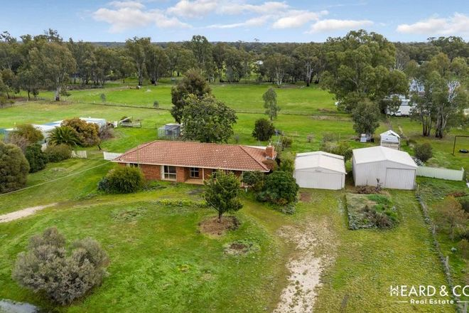 Picture of 22 Egans Road, HUNTLY VIC 3551