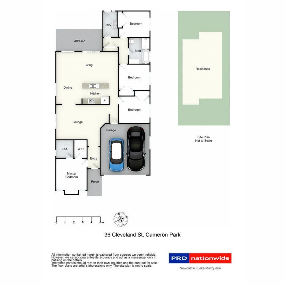 36 Cleveland Street, Cameron Park NSW 2285, Image 1
