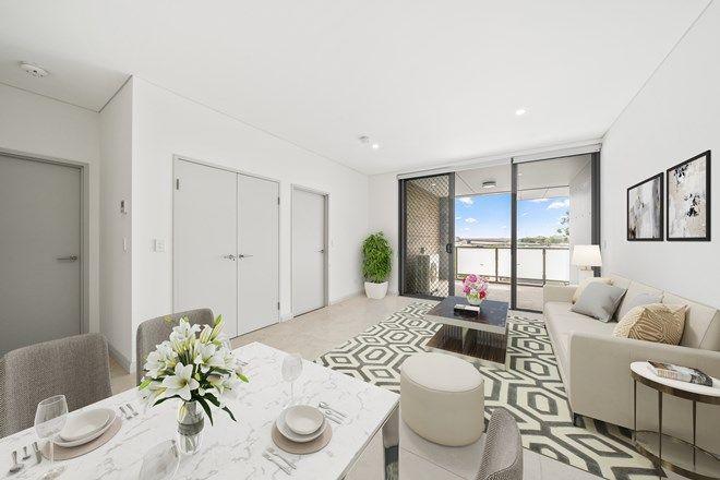 Picture of 401/10-14 Smallwood Avenue, HOMEBUSH NSW 2140