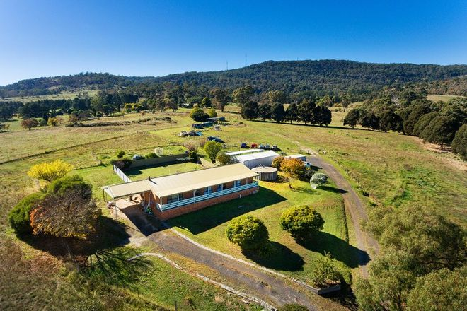 Picture of 291 Reservoir Road, HARCOURT VIC 3453