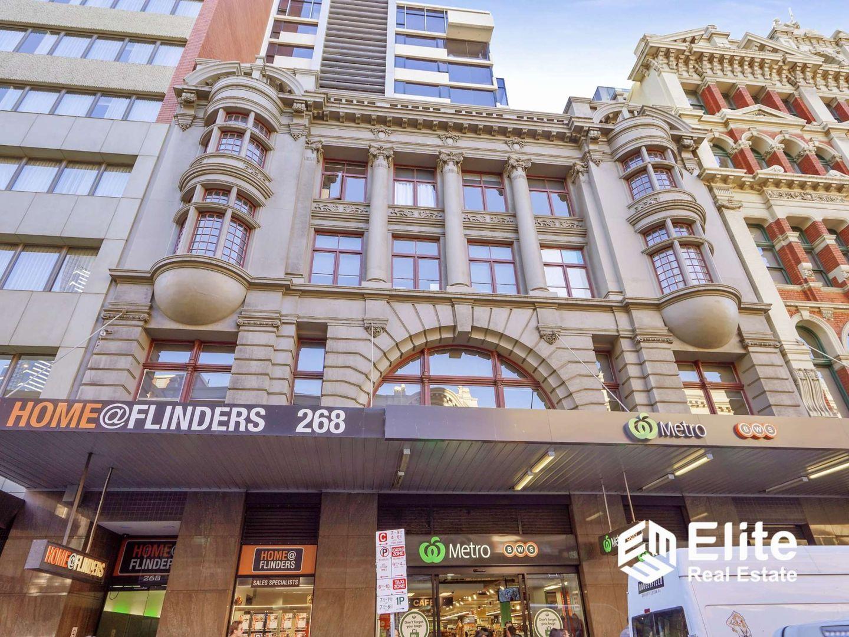 1003/268 FLINDERS STREET, Melbourne VIC 3000, Image 0