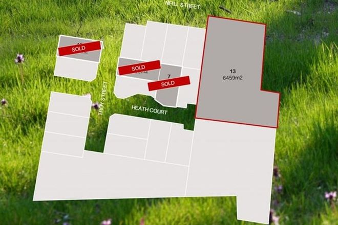 Picture of Lot 13 Correa Park Estate, BEAUFORT VIC 3373