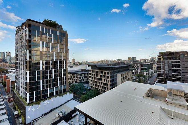 Picture of 1209/27 Cordelia Street, SOUTH BRISBANE QLD 4101
