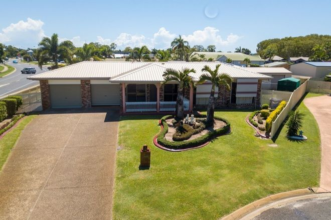 Picture of 1 Andrew Ct, ANDERGROVE QLD 4740