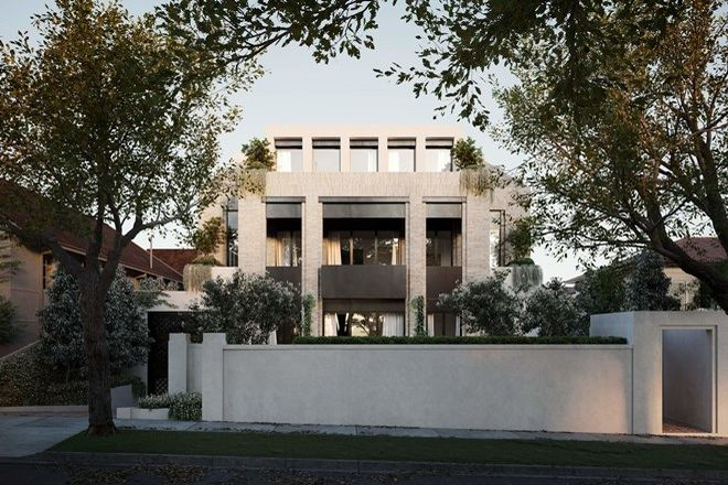 Picture of 30 Kensington Road, SOUTH YARRA VIC 3141