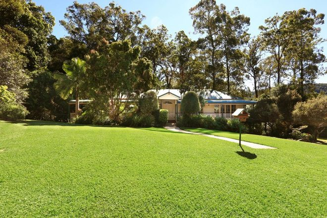 Picture of 11-13 Newlands Court, MOUNT NATHAN QLD 4211