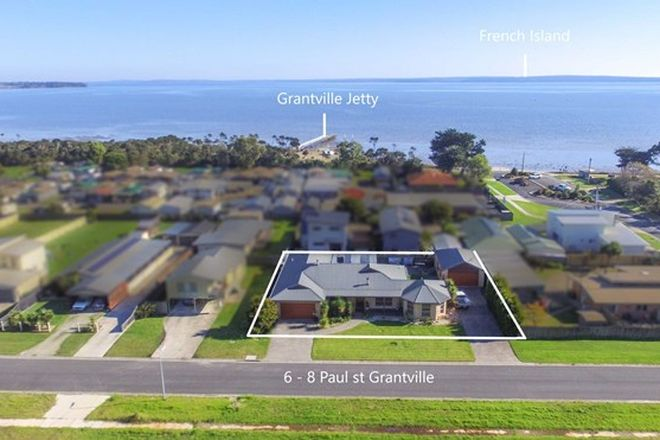 Picture of 6-8 Paul Street, GRANTVILLE VIC 3984