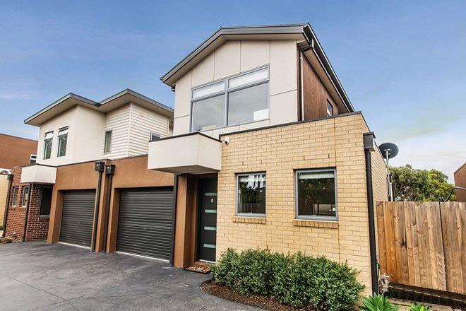 Picture of 4/55 McCormicks Road, CARRUM DOWNS VIC 3201