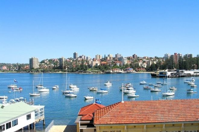 Picture of 3/3 East Esplanade, MANLY NSW 2095