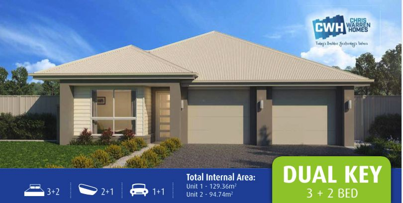 Lot 42 Glendale St, Andergrove QLD 4740, Image 0