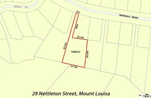 Picture of 29 Nettleton Street, Mount Louisa QLD 4814