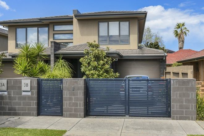 Picture of 3B Newstead Street, CAULFIELD VIC 3162
