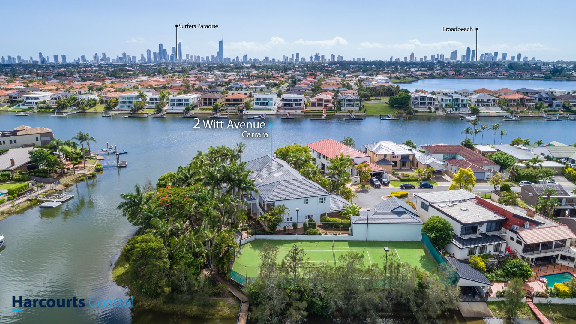 2 Witt Avenue, Carrara QLD 4211, Image 0