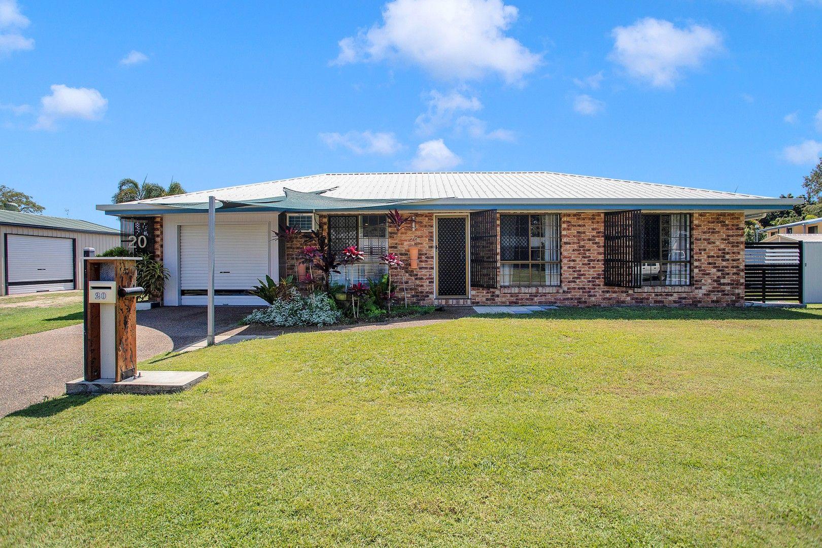 20 Burwood Close, Andergrove QLD 4740, Image 0