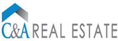 Logo for C & A Real Estate