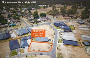 Picture of 2011/5 Nandewar Place, Airds NSW 2560