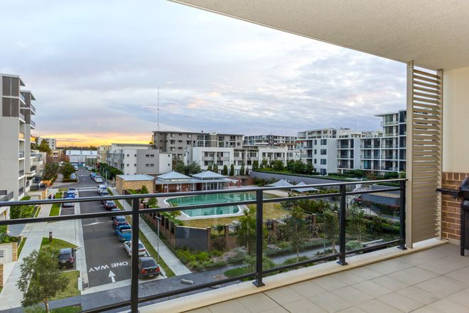 416/16 Baywater Drive, WENTWORTH POINT NSW 2127