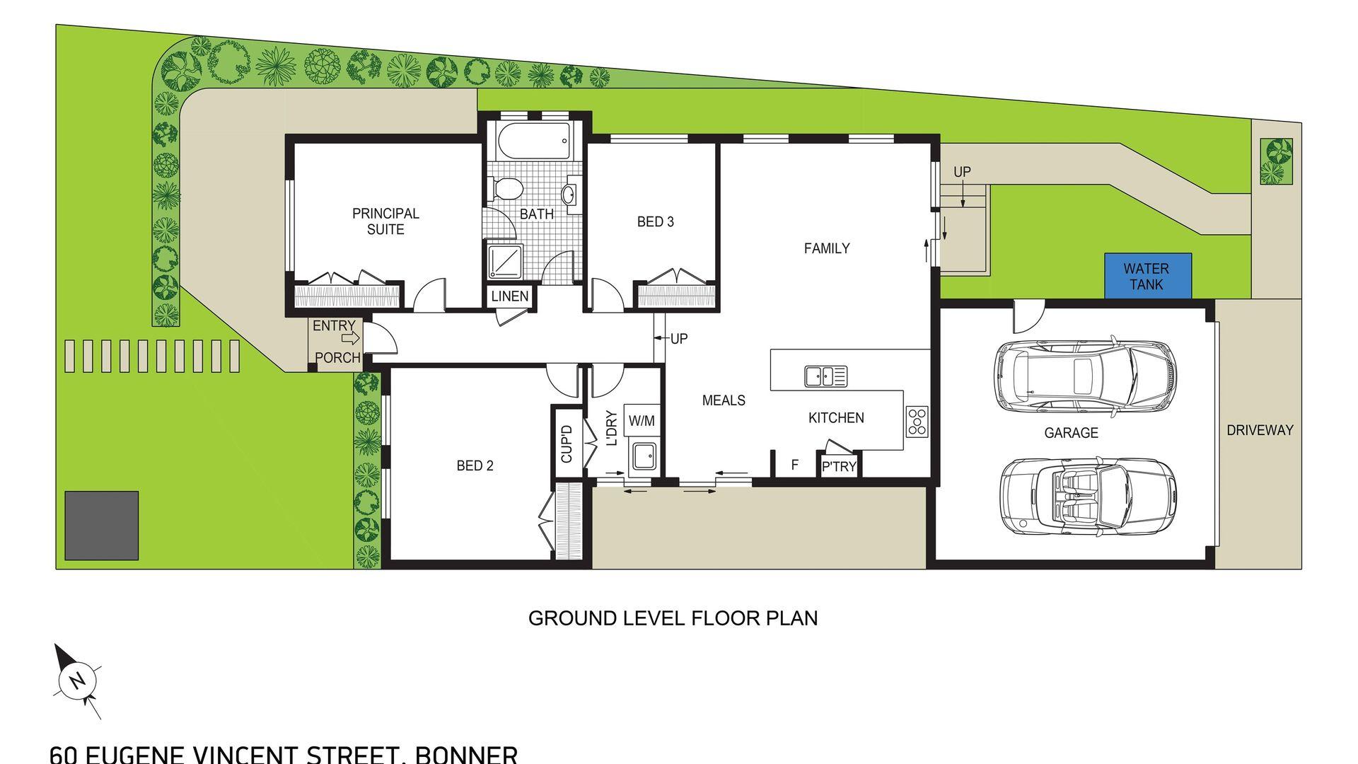 60 Eugene Vincent Street, Bonner ACT 2914, Image 1