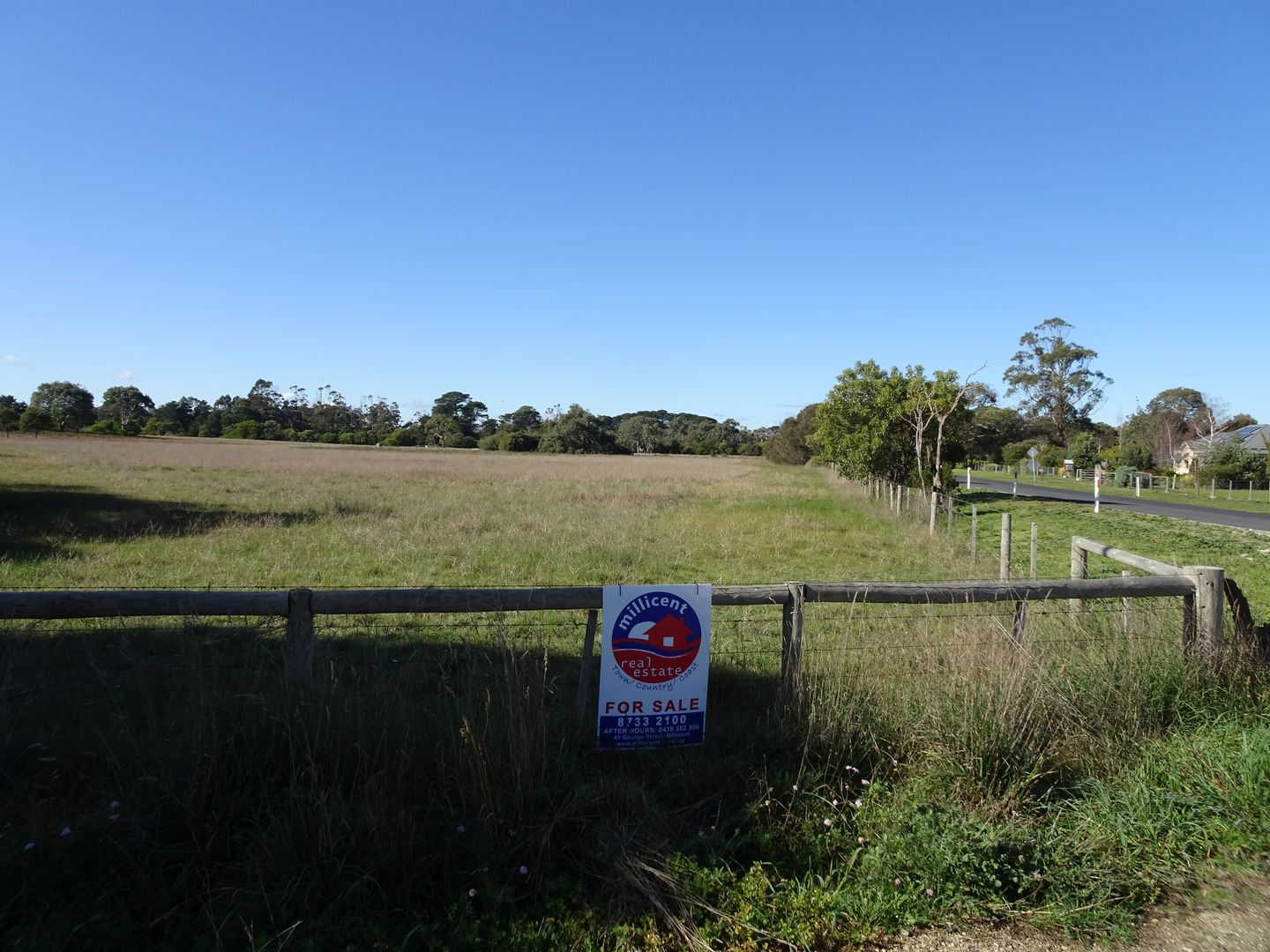 Section 275 bordering Ruff Rock Road and Hakea Drive, Millicent SA 5280, Image 0
