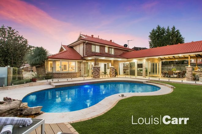 Picture of 20 Grangewood Place, WEST PENNANT HILLS NSW 2125