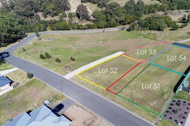 Picture of Lot 52 Scarborough Circuit, RED HEAD NSW 2430