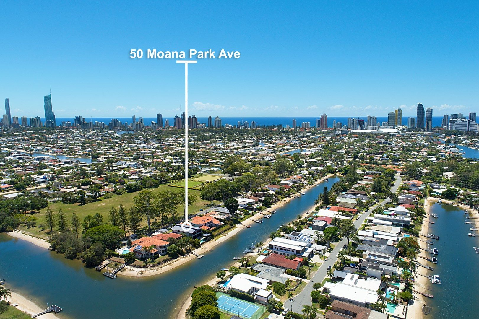 50 Moana Park Avenue, Broadbeach Waters QLD 4218, Image 0