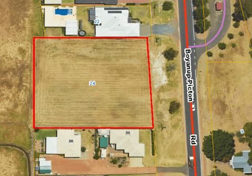 24 Boyanup-Picton Road, Dardanup WA 6236, Image 1