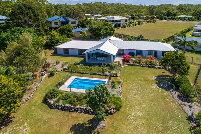 Picture of 6 Nina Court, COOLOOLA COVE QLD 4580